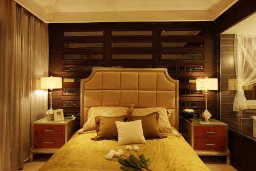 中式新古典卧室设计案例展示