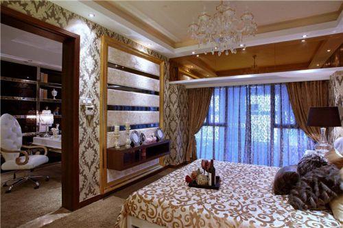 新古典卧室设计案例