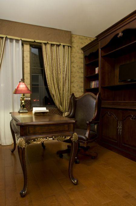 欧式书房图片