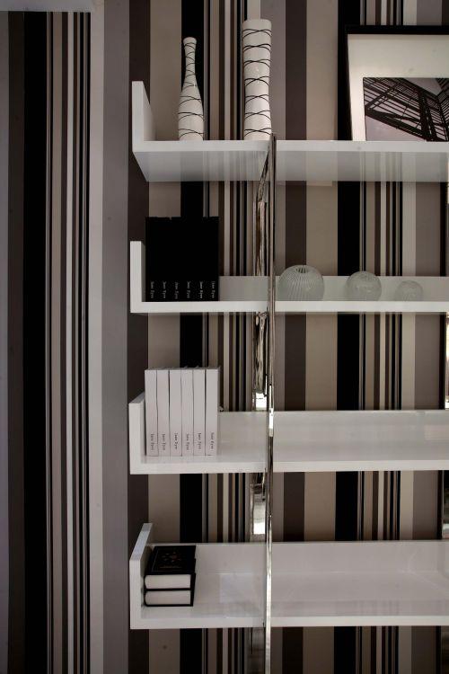 现代简约书房装修案例