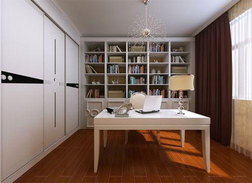 现代简约现代简约书房设计案例