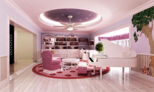 现代简约现代简约书房设计案例展示