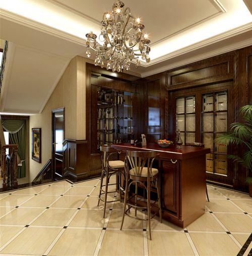 欧式欧式风格书房设计案例展示