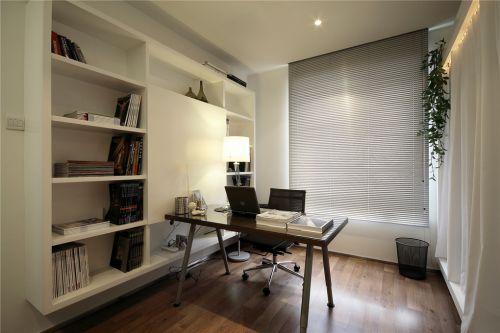 现代简约客厅收纳设计方案