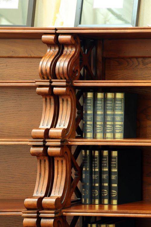 美式书房案例展示