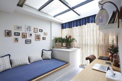 现代简约日式混搭卧室书房设计案例展示