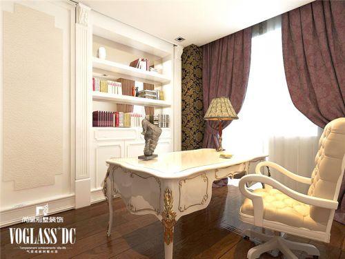 新古典书房图片