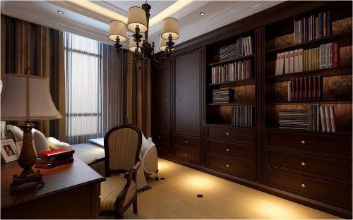 新古典风格书房装修案例