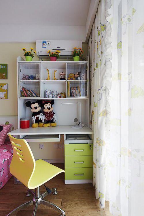 现代简约北欧儿童房案例展示