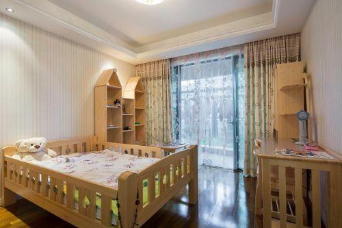 新古典美式混搭精致儿童房设计案例