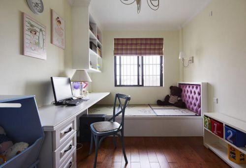 日式美式儿童房装修案例