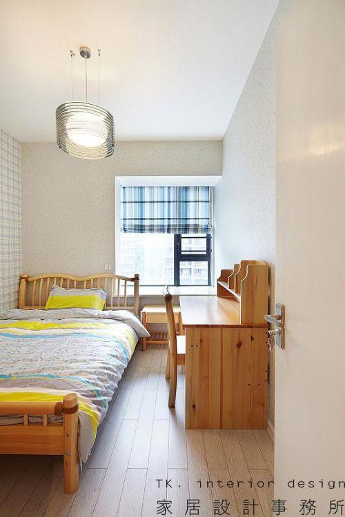 现代简约日式美式混搭儿童房设计案例