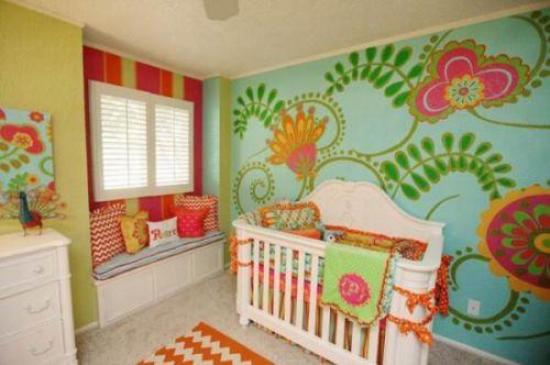 简欧儿童房设计案例展示