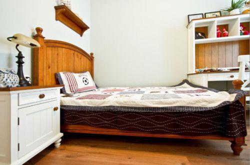 美式北欧儿童房设计方案