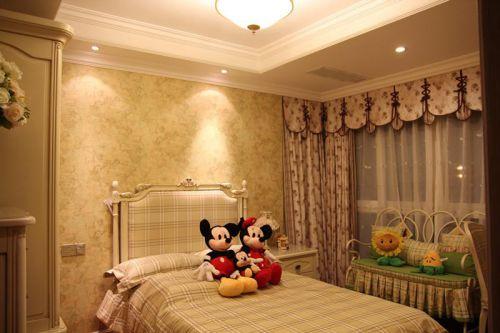 欧式美式儿童房设计方案
