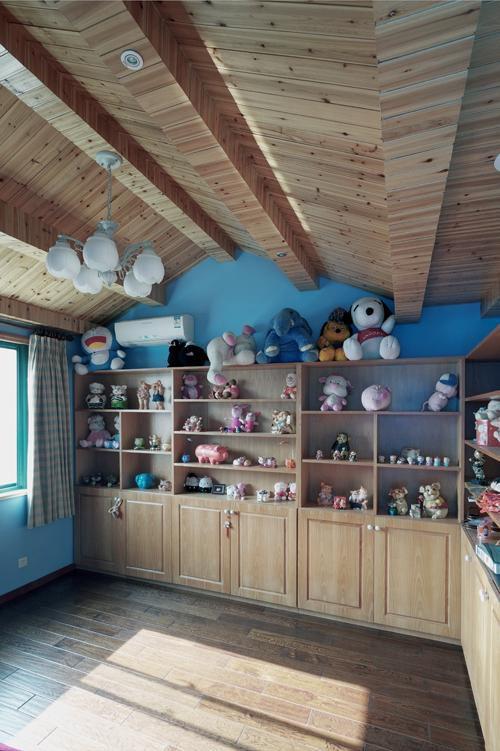 美式儿童房装修效果展示