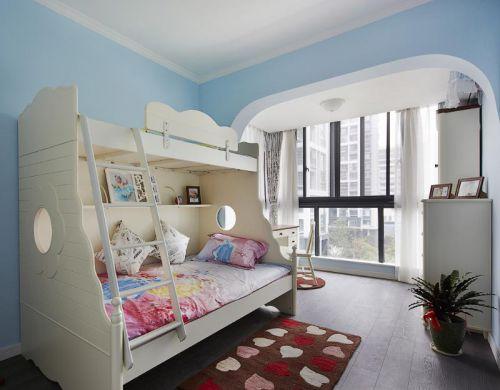 美式儿童房设计案例展示