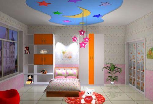 20张创意儿童房设计图片