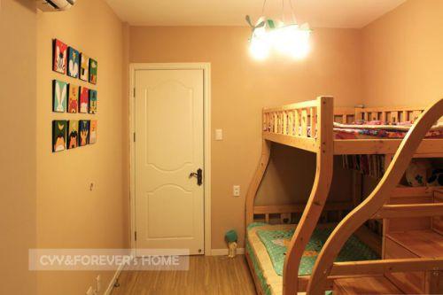 田园儿童房设计案例