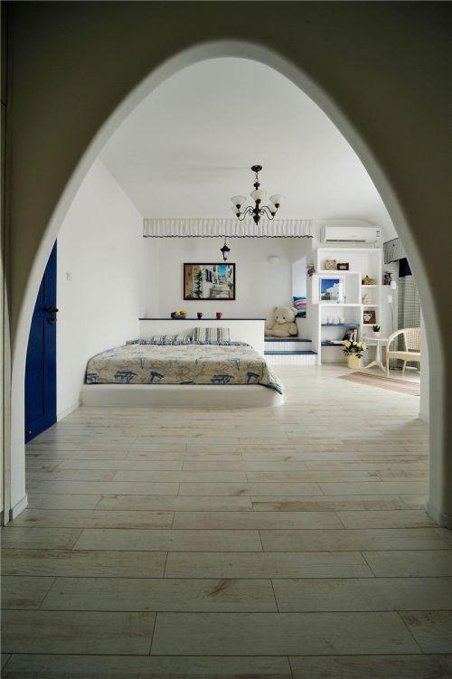 地中海儿童房设计案例展示