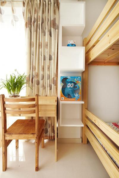 现代简约田园复古儿童房设计案例