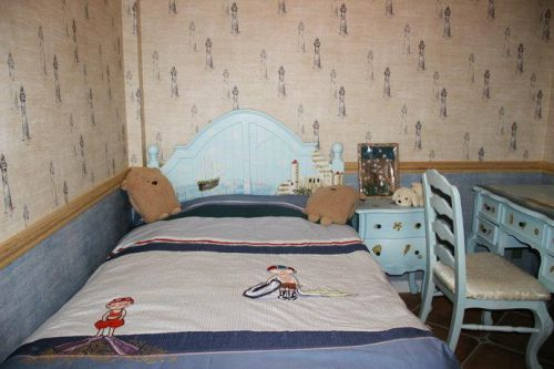 地中海地中海风格儿童房设计案例展示