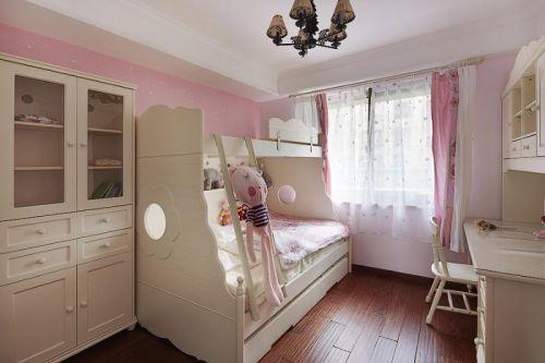 现代简约地中海儿童房设计案例