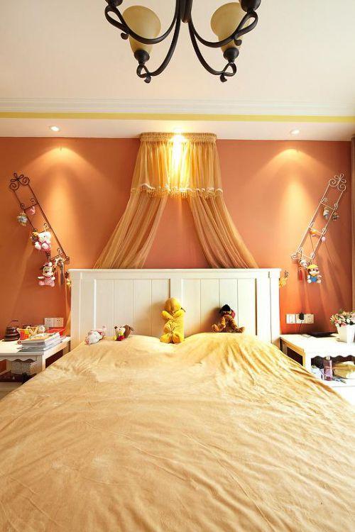 地中海儿童房装修案例