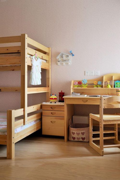 地中海儿童房案例展示