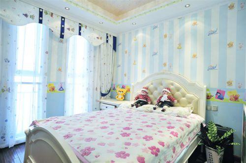 欧式欧式风格儿童房案例展示