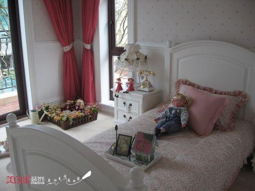 欧式儿童房跃层装修案例
