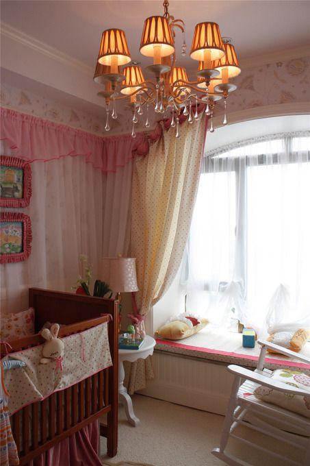 欧式欧式风格儿童房别墅装修案例
