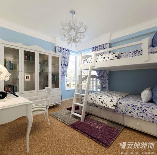欧式儿童房吊顶设计案例展示