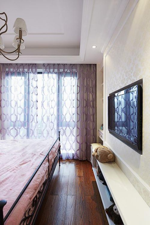 歐式新古典兒童房裝修效果展示
