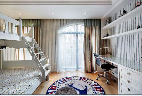 現代簡約歐式兒童房裝修案例