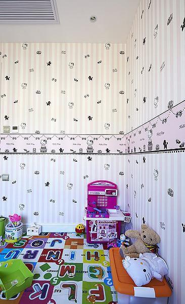 欧式新古典儿童房案例展示