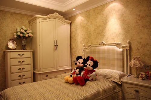 欧式美式儿童房装修案例