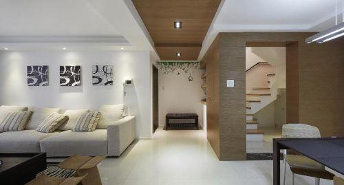 歐式簡歐清新玄關玄關柜設計案例展示