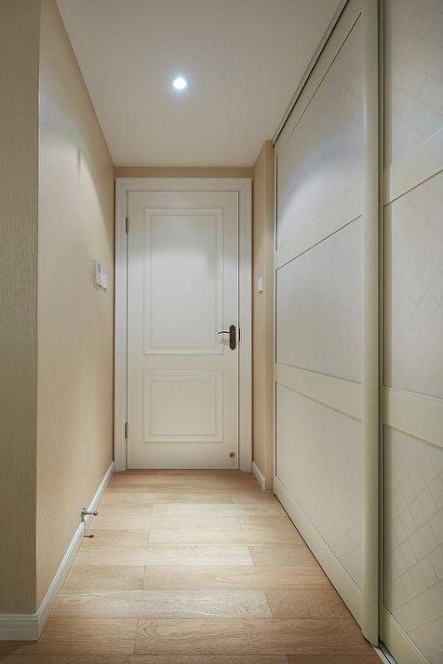欧式新古典混搭玄关玄关柜案例展示