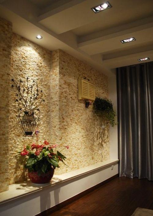 中式欧式新古典混搭玄关玄关柜设计方案