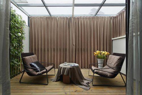 现代简约欧式阳台设计案例展示