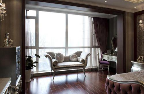 新古典古典卧室阳台图片