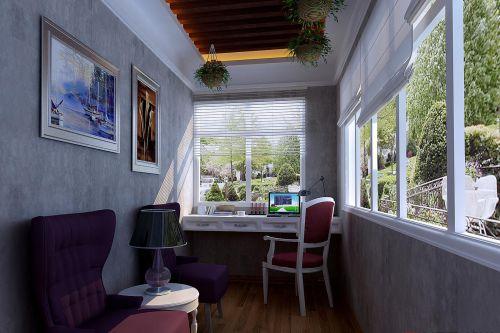 欧式客厅--高清效果图-欧式 (19)