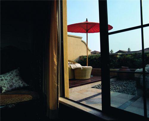 美式阳台设计案例展示
