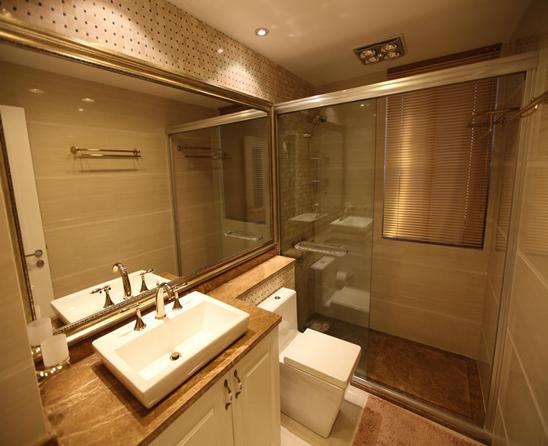 卫浴间装修注意事项