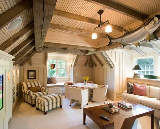 阁楼吊顶材料如何选择?阁楼吊顶材料分类