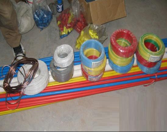 水电改造材料清单