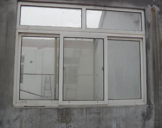 塑钢窗如何施工