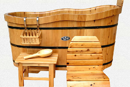 木浴缸好不好?木浴缸特点