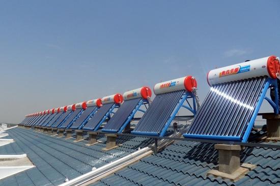 格力太阳能热水器